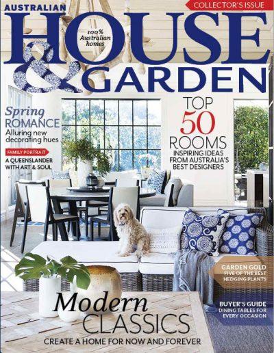 House & Garden top 50